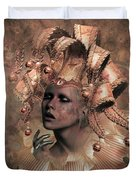 Happy Times Times From Yesterday Duvet Cover