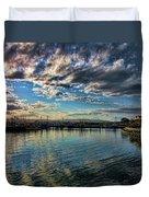 Harbor Delight Duvet Cover