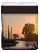 Harbor View 11 Duvet Cover