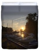 Harbor View 12 Duvet Cover