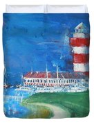 Harbour Town 18 Duvet Cover