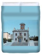 Harbourmasters Office Duvet Cover