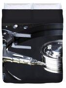 Hard Disk Duvet Cover