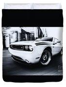 Challenger Duvet Cover
