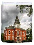 Hargis Hall - Auburn University Duvet Cover