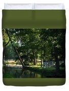 Harlan Springs Duvet Cover