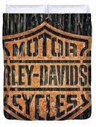 Harley - Davidson Duvet Cover