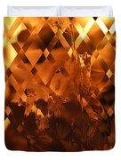 Harley Flame Duvet Cover