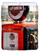 Harley Petrol Duvet Cover