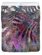 Harmonic Resonance Duvet Cover