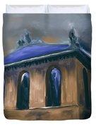 Harold Washington Library 539 2 Duvet Cover