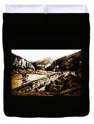 Harpers Ferry Duvet Cover