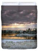 Harriman Winter Duvet Cover