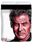 Harrison Ford Duvet Cover