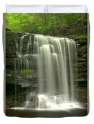 Harrison Wrights Falls Duvet Cover
