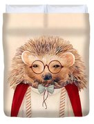 Harry Hedgehog Duvet Cover