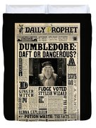Harry Potter And The Half-blood Prince 2009 Duvet Cover