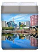 Hartford Reflects Duvet Cover