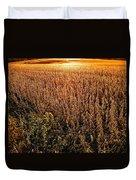 Harvest Twilight Duvet Cover