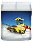 Harvester Duvet Cover