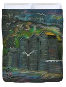 Hastings Fishermen's Museum Duvet Cover