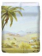 Haughton Court - Hanover Jamaica Duvet Cover