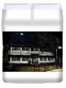 Haunted Hotel Duvet Cover