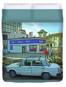 Havana-37 Duvet Cover