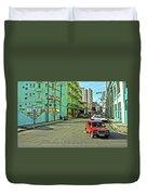 Havana-47 Duvet Cover