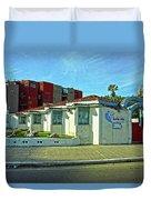 Havana-50 Duvet Cover
