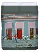 Havana-54 Duvet Cover