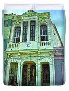 Havana-55 Duvet Cover