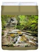 Eagle Falls Duvet Cover