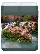 Havasu Creek Grand Canyon 14 Duvet Cover