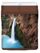 Havasu Falls Grand Canyon 1 Duvet Cover