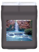 Havasu Falls - Grand Canyon Duvet Cover