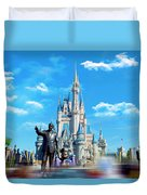 Have A Magical Day Duvet Cover