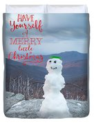 Have A Very Merry Christmas Duvet Cover