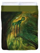 Have You Seen My Dali? Duvet Cover