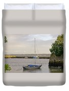 Haven. Smooth Water. Duvet Cover