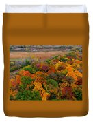 Havenwoods State Forest Duvet Cover