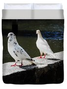 Hawaii Birds 9 Duvet Cover
