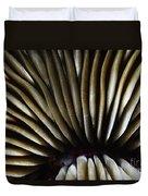 Hawaii Mushroom Coral Duvet Cover