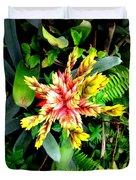 Hawaiian Beauty 3 Duvet Cover