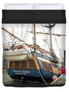Hawaiian Chieftan Duvet Cover