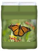 Hawaiian Monarch 3 Duvet Cover
