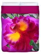 Hawaiian Orchid 2 Duvet Cover