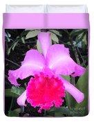 Hawaiian Orchid 33 Duvet Cover