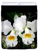 Hawaiian Orchid 35 Duvet Cover