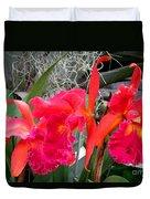 Hawaiian Orchid 37 Duvet Cover